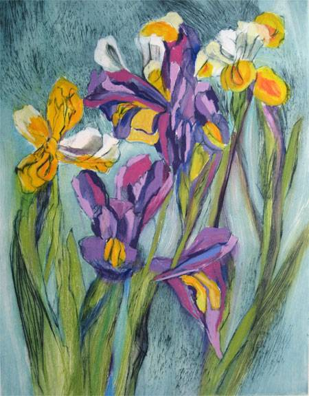 Irises - Carpenter Pip